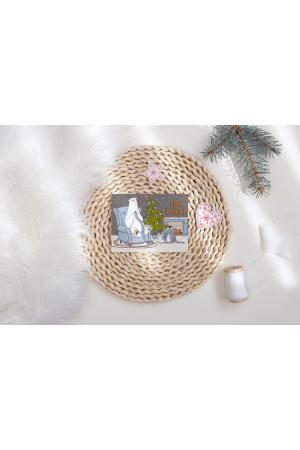 Fijne Feesten - Ijsbeer breit warme sjaal